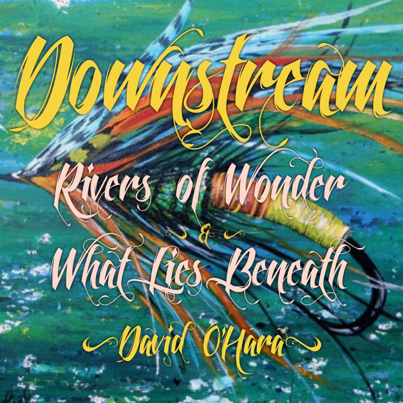 #81 | Downstream: Rivers Of Wonder & What Lies Beneath w/ David O'Hara