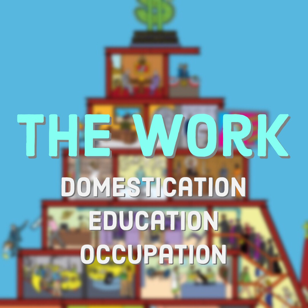 #64 | The Work: Domestication, Education, Occupation