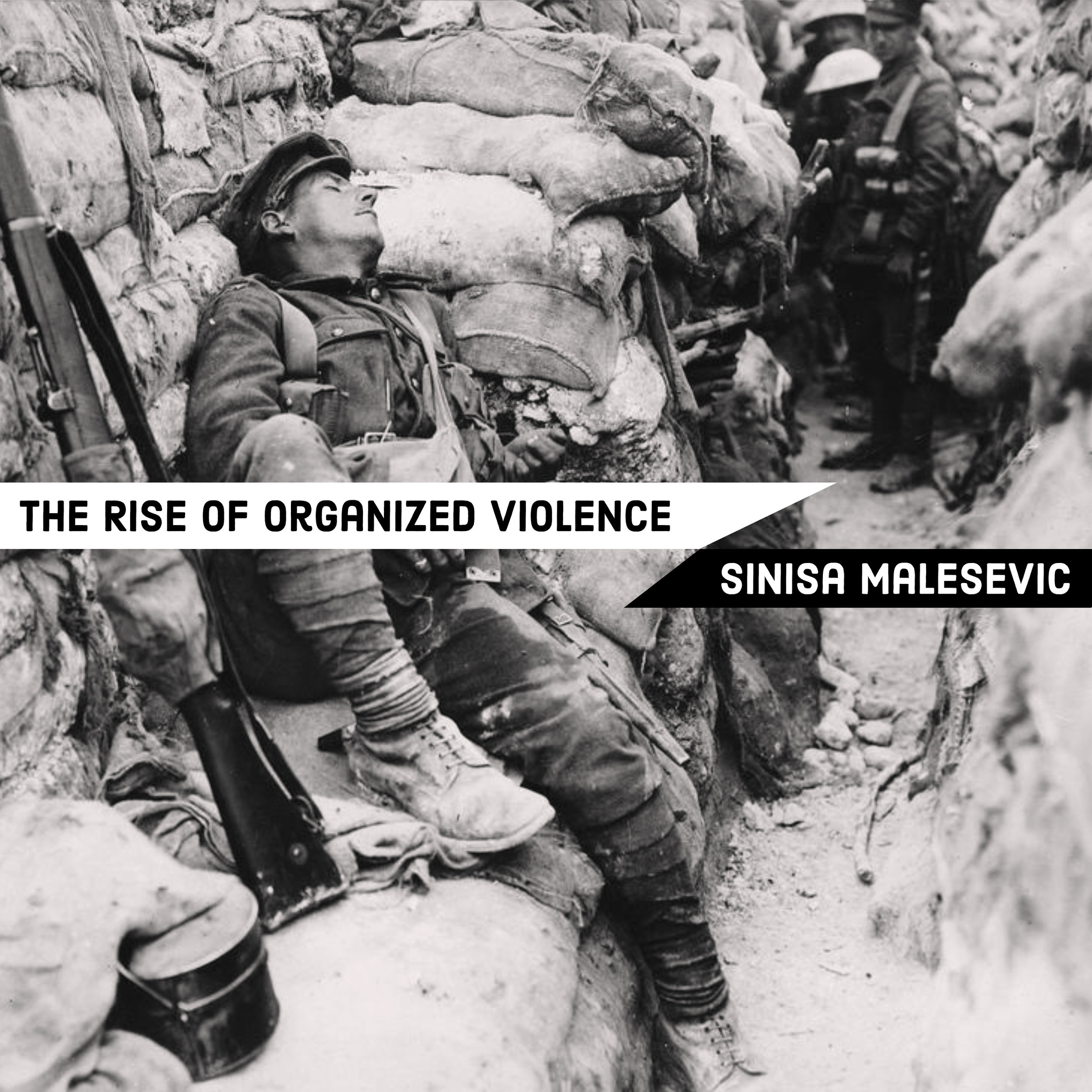 #165 | The Rise Of Organized Violence: The Brutalities Of National Identity w/ Siniša Malešević