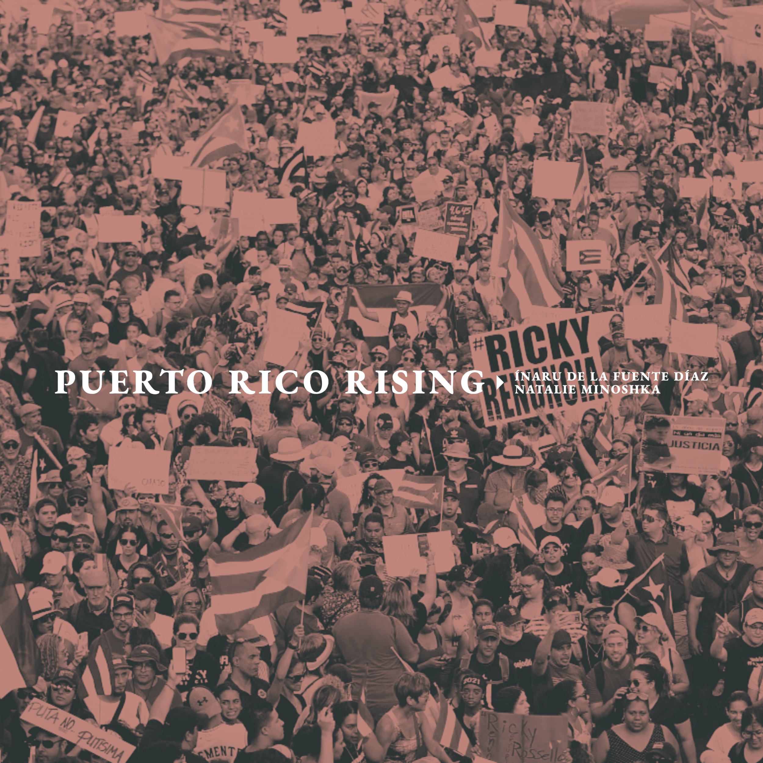 #203 | Puerto Rico Rising: Ricky Renuncia w/ Natalie Minoshka & Ínaru de la Fuente Díaz