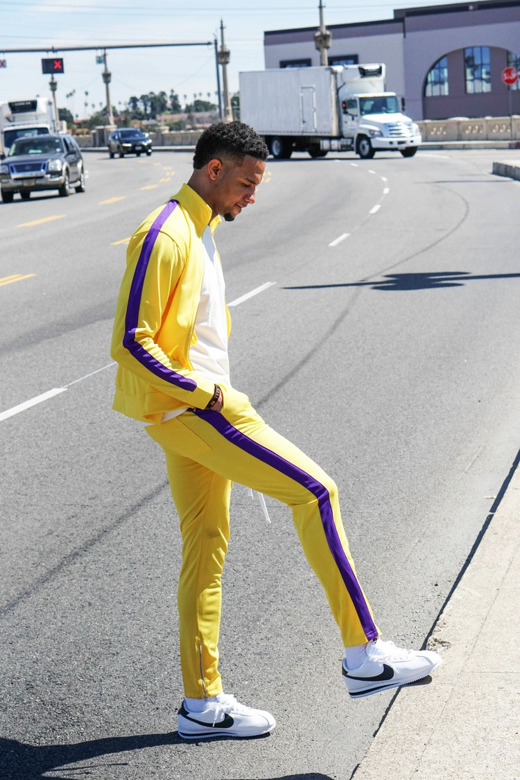 LAKESHOW TRACKSUIT - It's show time.