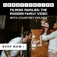 Filming Families with Courtney Holmes