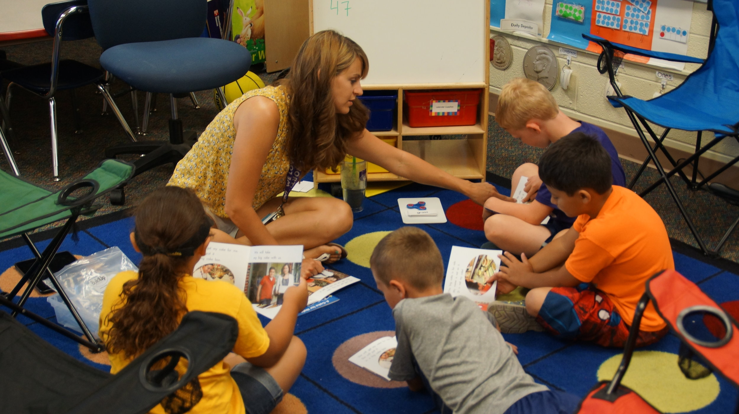 In-School - The Reading Roadmap works with in-school skills-based reading systems. In Kansas, the Reading Roadmap aligns with the state's Multi-Tiered Systems of Supports (MTSS) model. This approach creates a seamless connection between in-and-out of school intervention and progress monitoring. Kansas MTSS identifies why a student is struggling and empowers teachers to provide instruction to best meet that student's need. The Reading Roadmap carries that practice into out-of-school and home environments, creating even better reading outcomes.