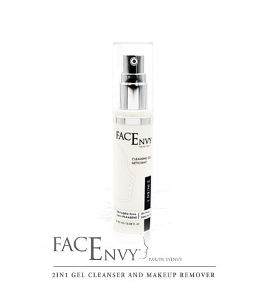 FacEnvy 2 in 1 Cleansing Gel