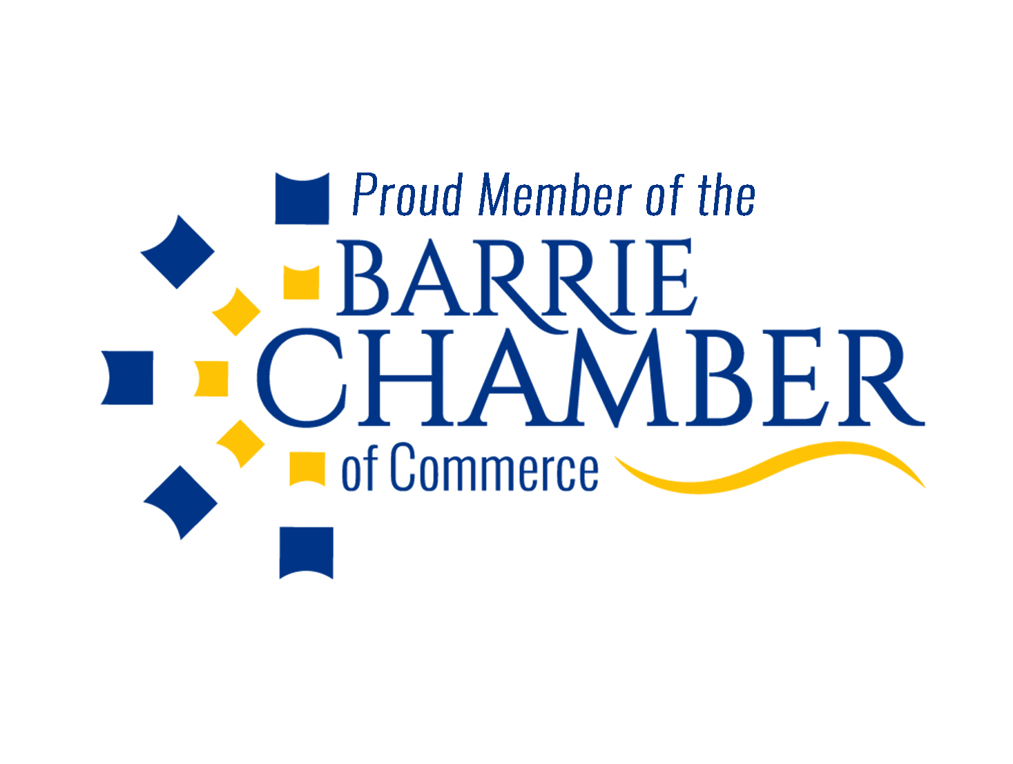 Proud Member of the Barrie Chamber of Commerce