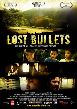 LOST BULLETS (feature film) - WRITTEN AND DIRECTED BY: MONO GHOSEWINNER FOR BEST THRILLER AT THE MEXICO INTERNATIONAL FILM FESTIVALFOYLE OFFICIAL SELECTIONThree teenagers growing up in a violent neighborhood in rural Colombia are hit by shrapnel from a stray bullet in a guerrilla skirmish. One dies. One becomes a FARC trafficker. One becomes an elite police officer. A twist of fate forces their worlds to powerfully collide 15 years later.