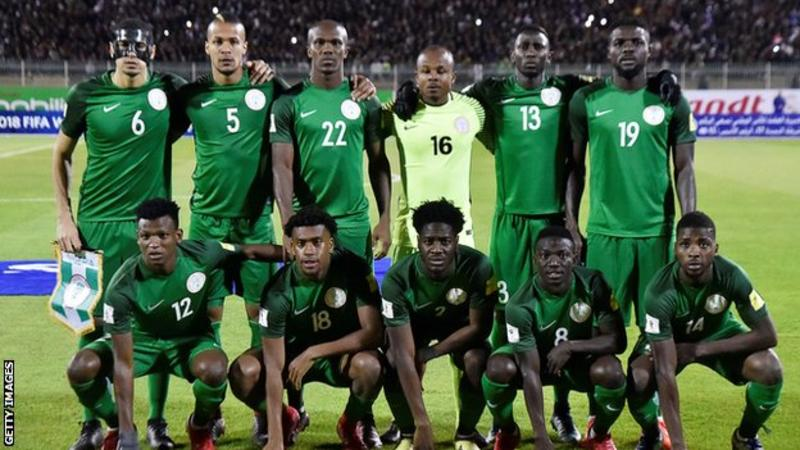 Nigeria have been drawn in Group D at Russia 2018, alongside Argentina, Croatia and Iceland.