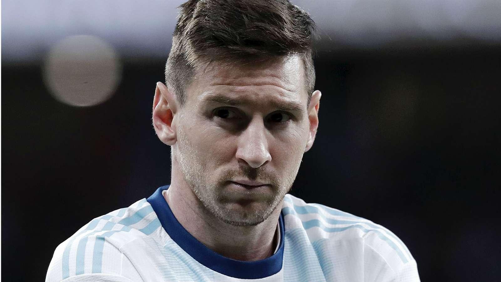 ARGENTINA 1 VENEZUELA 3: MESSI STUNNED ON INTERNATIONAL RETURN