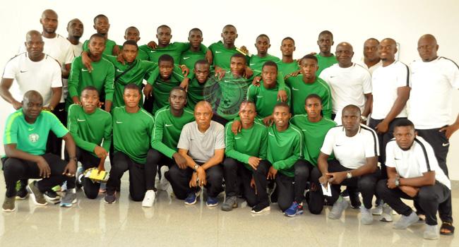 NIGERIA QUALIFY FOR 2019 FIFA U-17 WORLD CUP