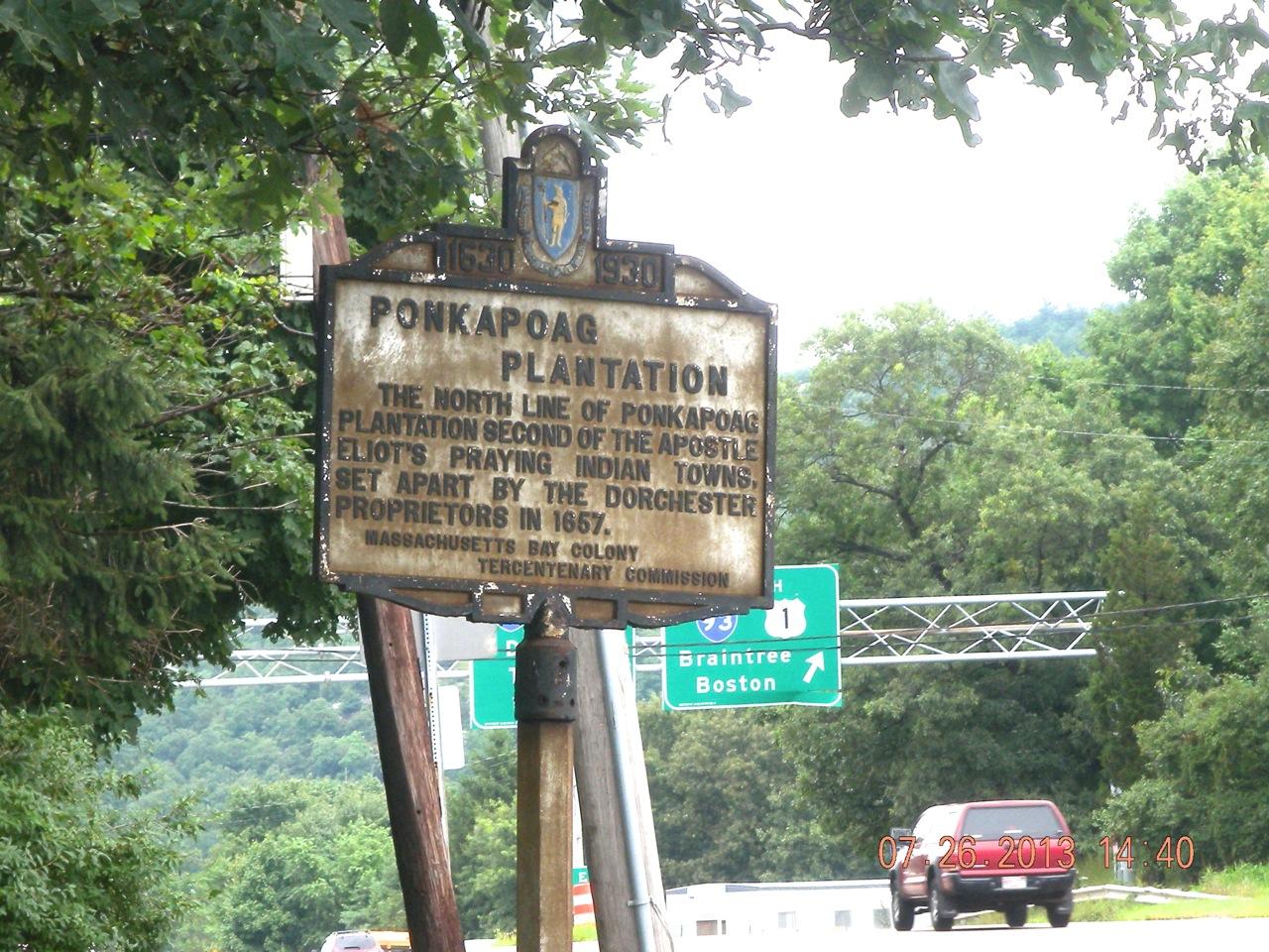 Ponkapoag Plantation
