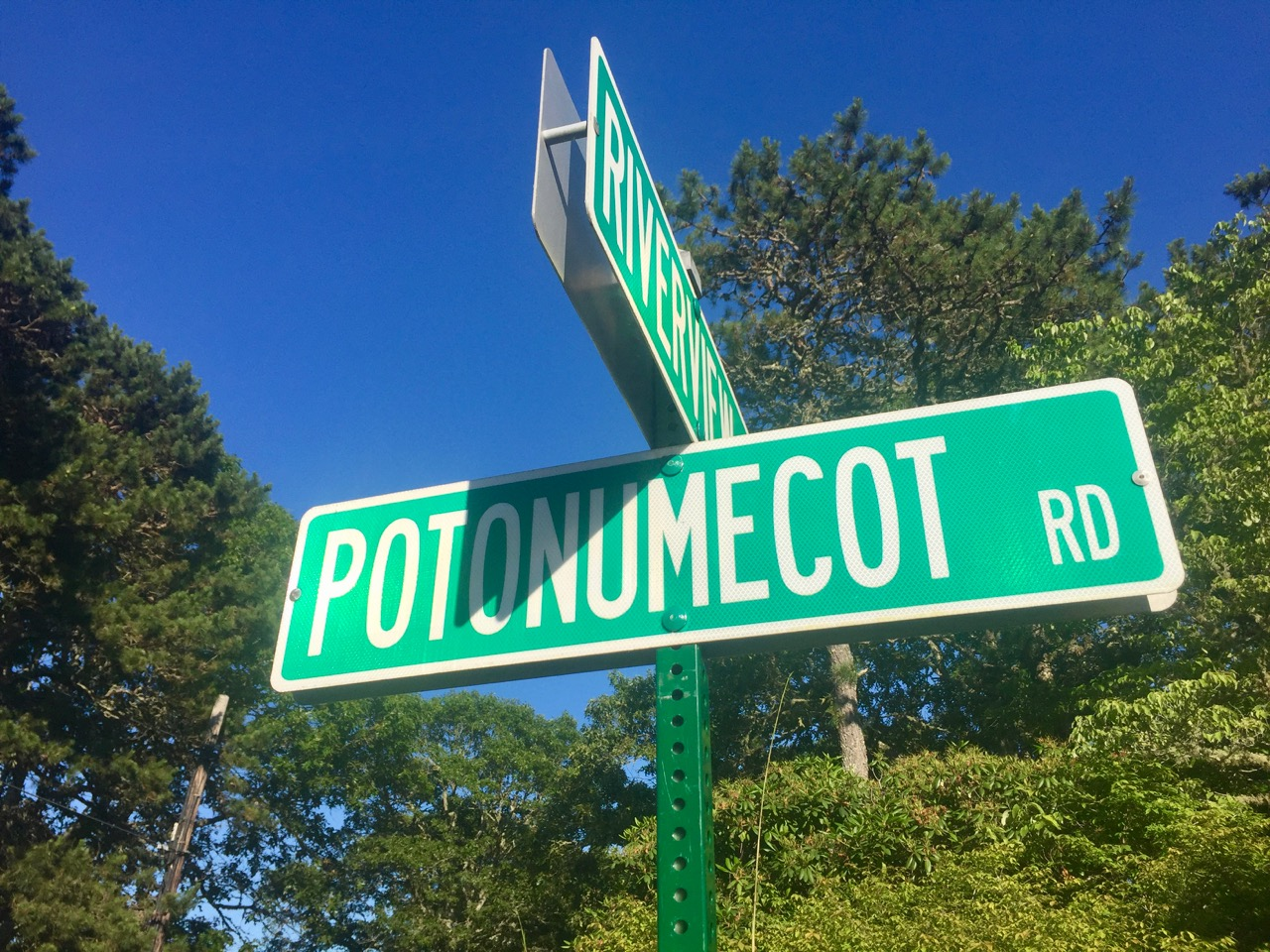 Potonumecot Road