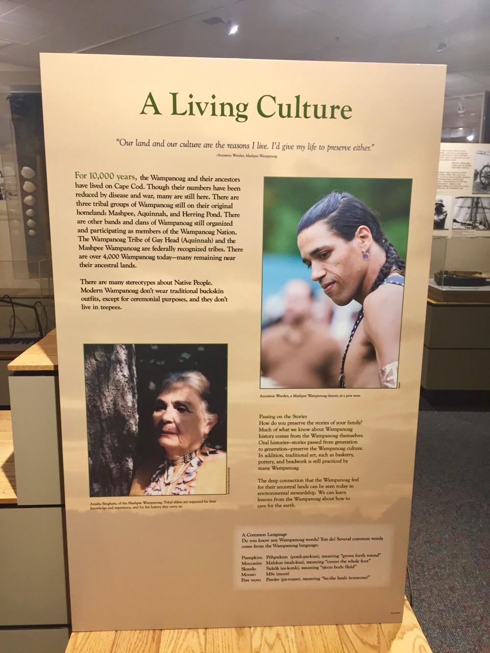 """""""A Living Culture"""""""
