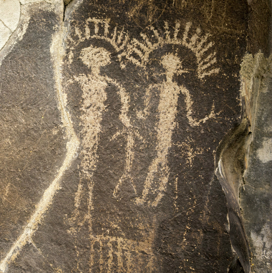 Indian rock art of the Columbia River plateau