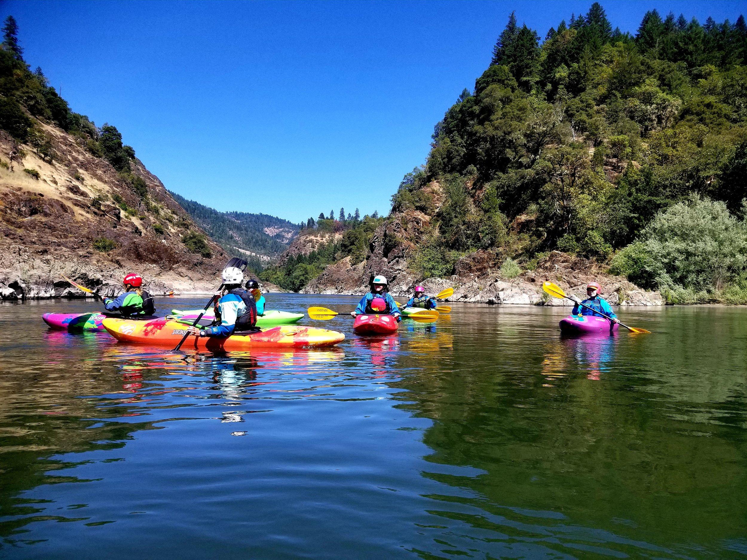 The iconic Rogue River canyon. Oregon