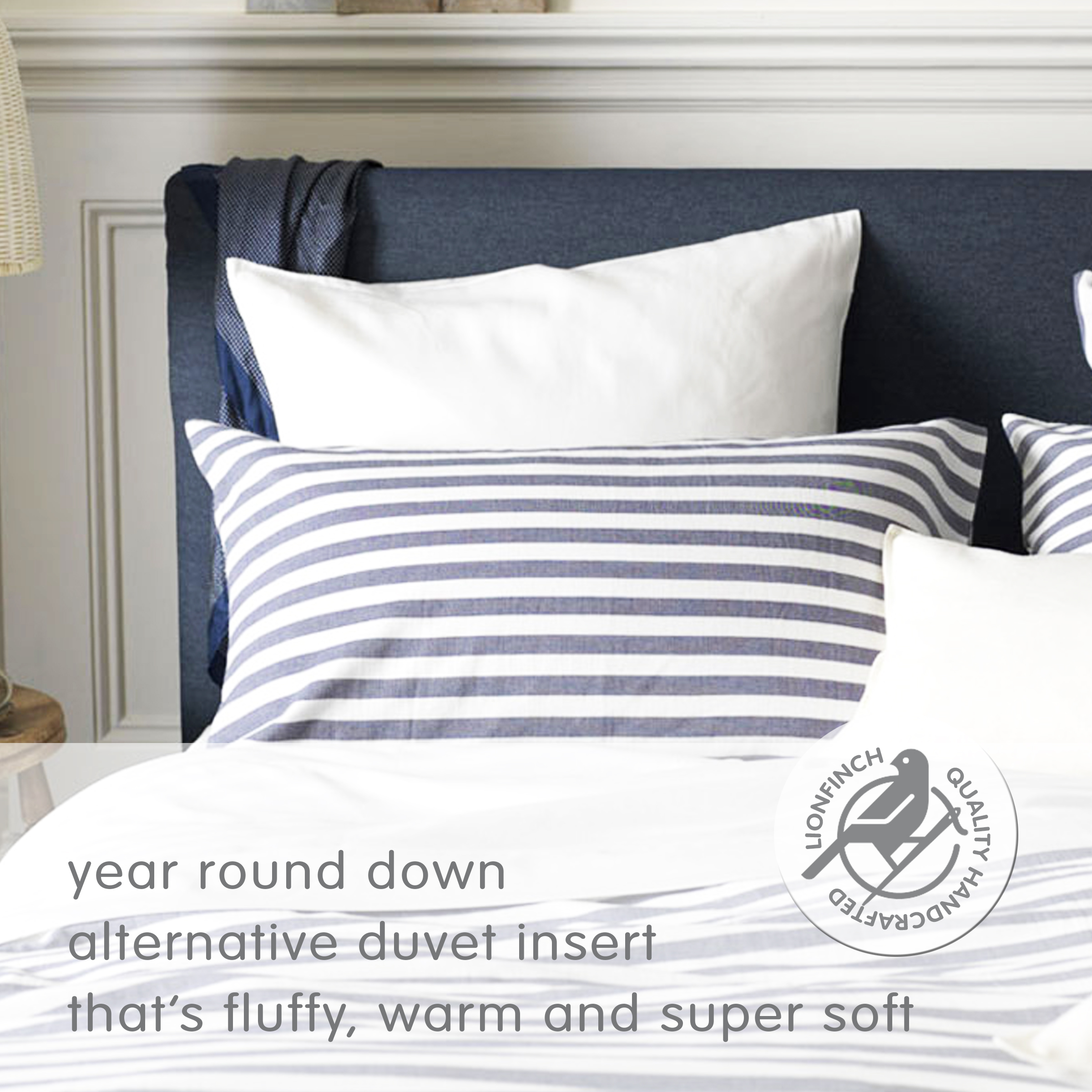 Duvet Insert Or Comforter Arctic White All Seasons Alternative Goose Down Comforter Filled With Allergy Free Super Plush Poly Fiber Easy To Wash And Dry 100 Hypoallergenic Duvet Lionfinch Specializing In