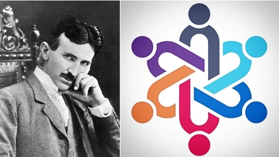 Click the PICTURE  to go straight to  Nikola Tesla  page on  We The Humans!!!