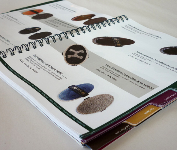 Product Catalogue Design - Printed