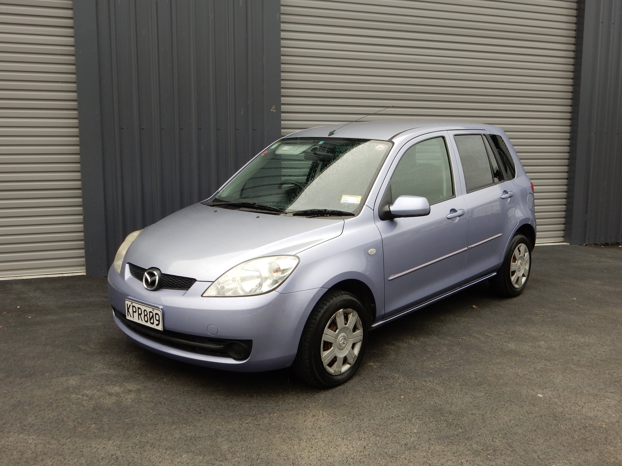 Mazda Demio / Toyota Vitz - 2005 - 20061300 - 1500cc6L/100km fuel use45L fuel tankUnleaded fuelAir ConditionTwin AirbagsAutomaticFrom $25 Per dayMinimum hire periods apply for this rate