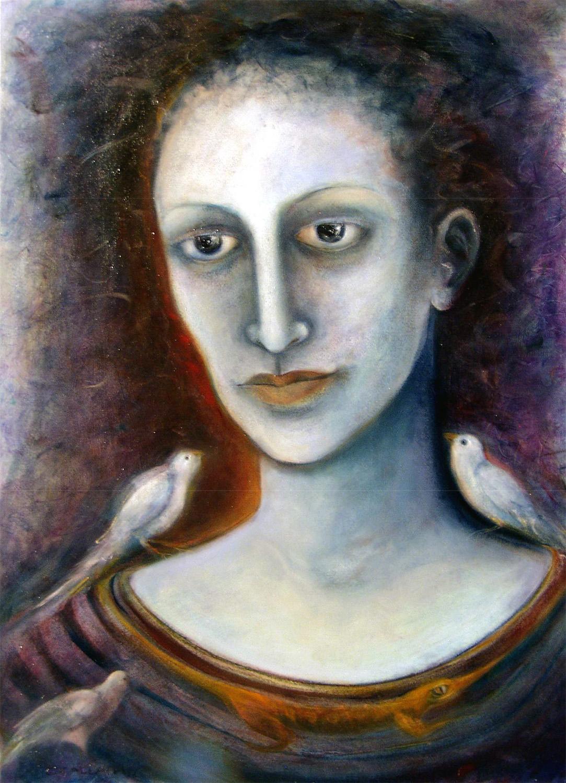 Callahan_Painting_43(2 Heads-1,2003).jpg
