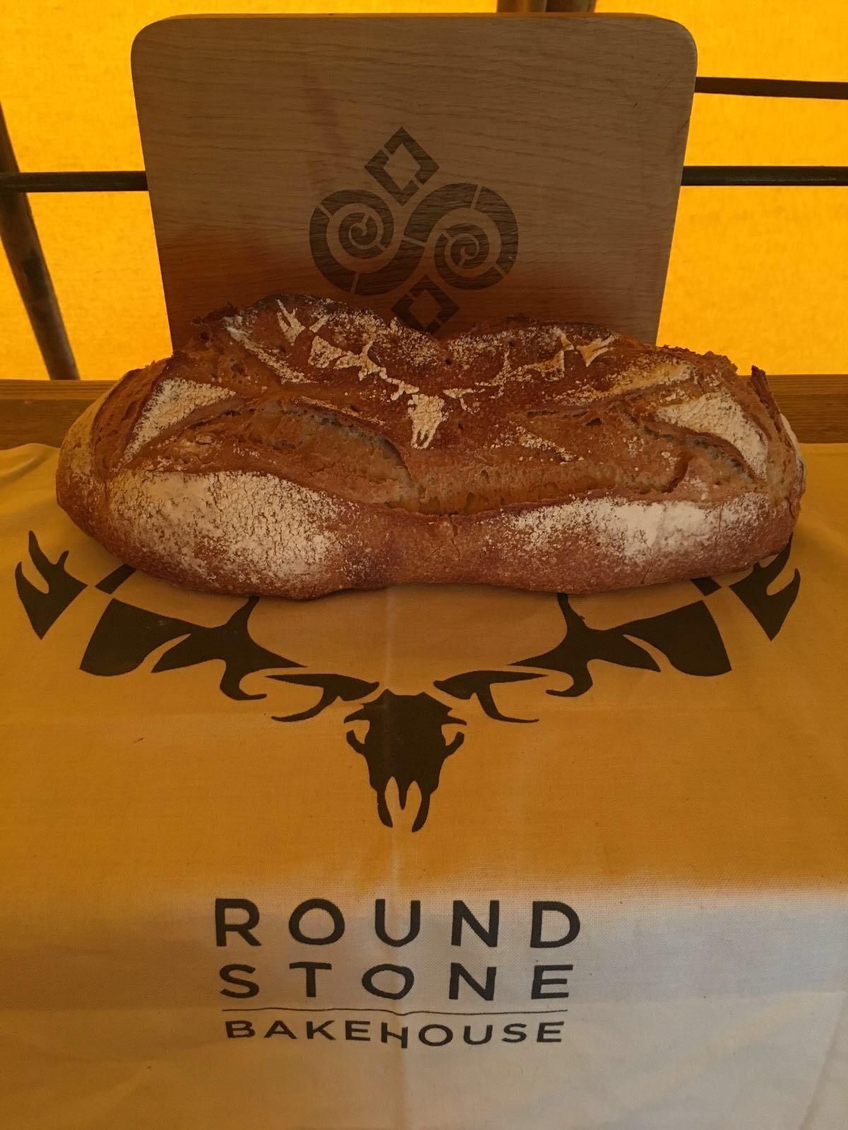 Roundstone Bread