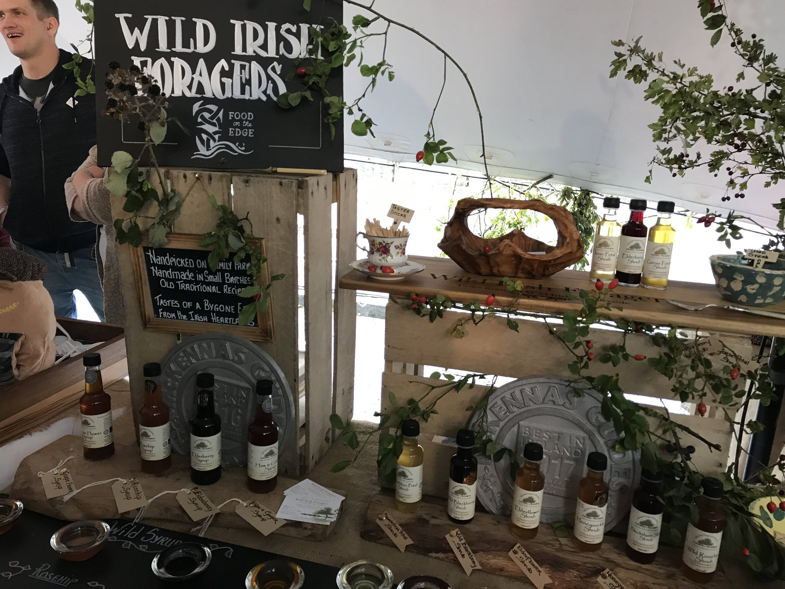 Wild Irish Foragers