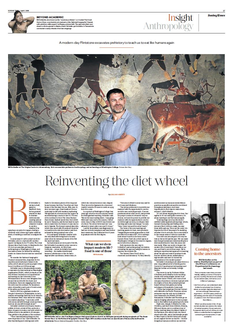 Reinventing the Diet Wheel