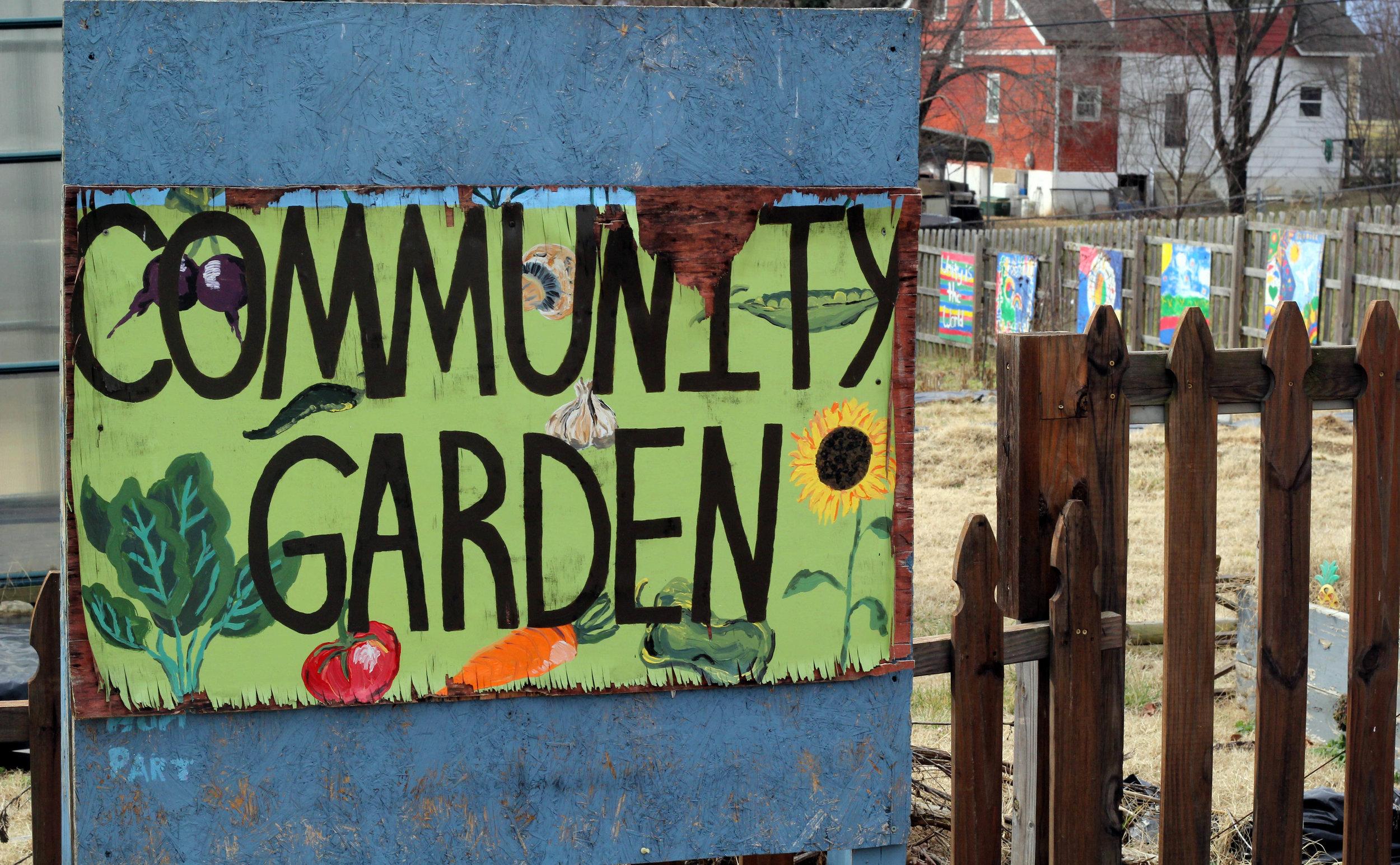 Hurt Park Community Garden