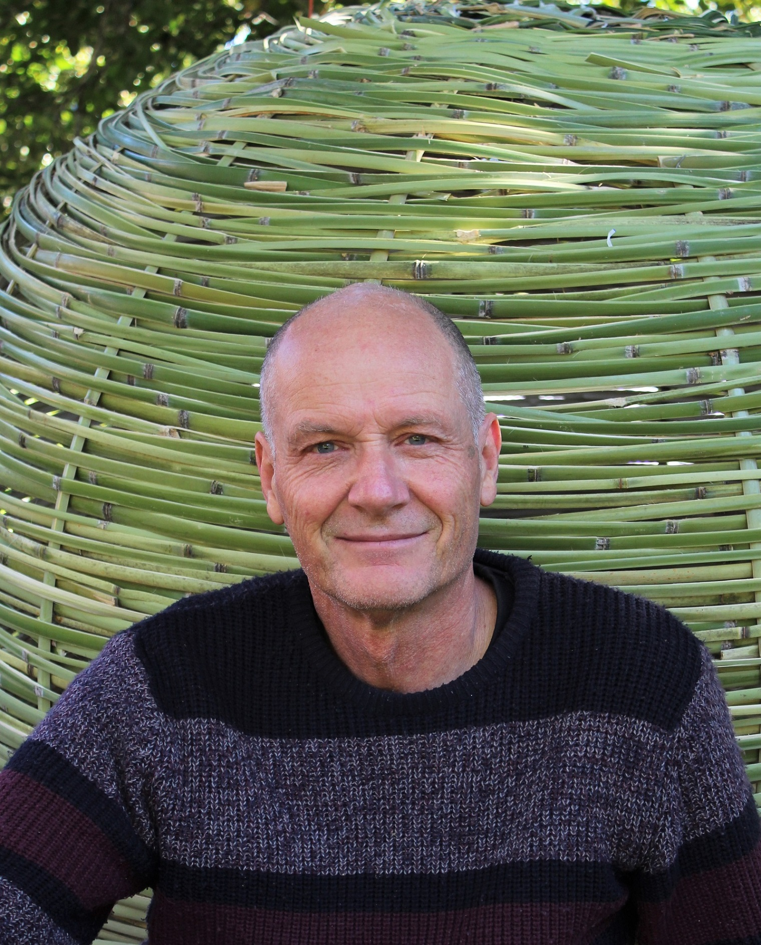 Miles Allen - Miles Allen is a Sunshine Coast Artist and a bit of a legend. He works with a range of media including painting, bamboo, found and discarded objects and more, to explore line, rhythm, memory, patina and the imprint of use upon materials.Miles is our first artist collaborator at projectfortawesome and we absolutely love working with him. We are currently developing a design prototype and strategy for a unique garden-based play-space with Miles thanks to a small grant from Sunshine Coast council.www.milesallen.com/about/