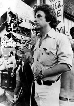 Michael Cimino on set - Deerhunter