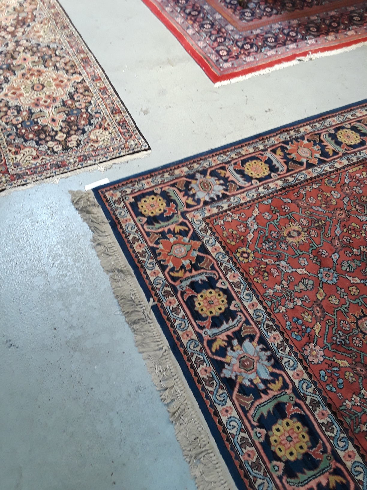 Carpet Intersection