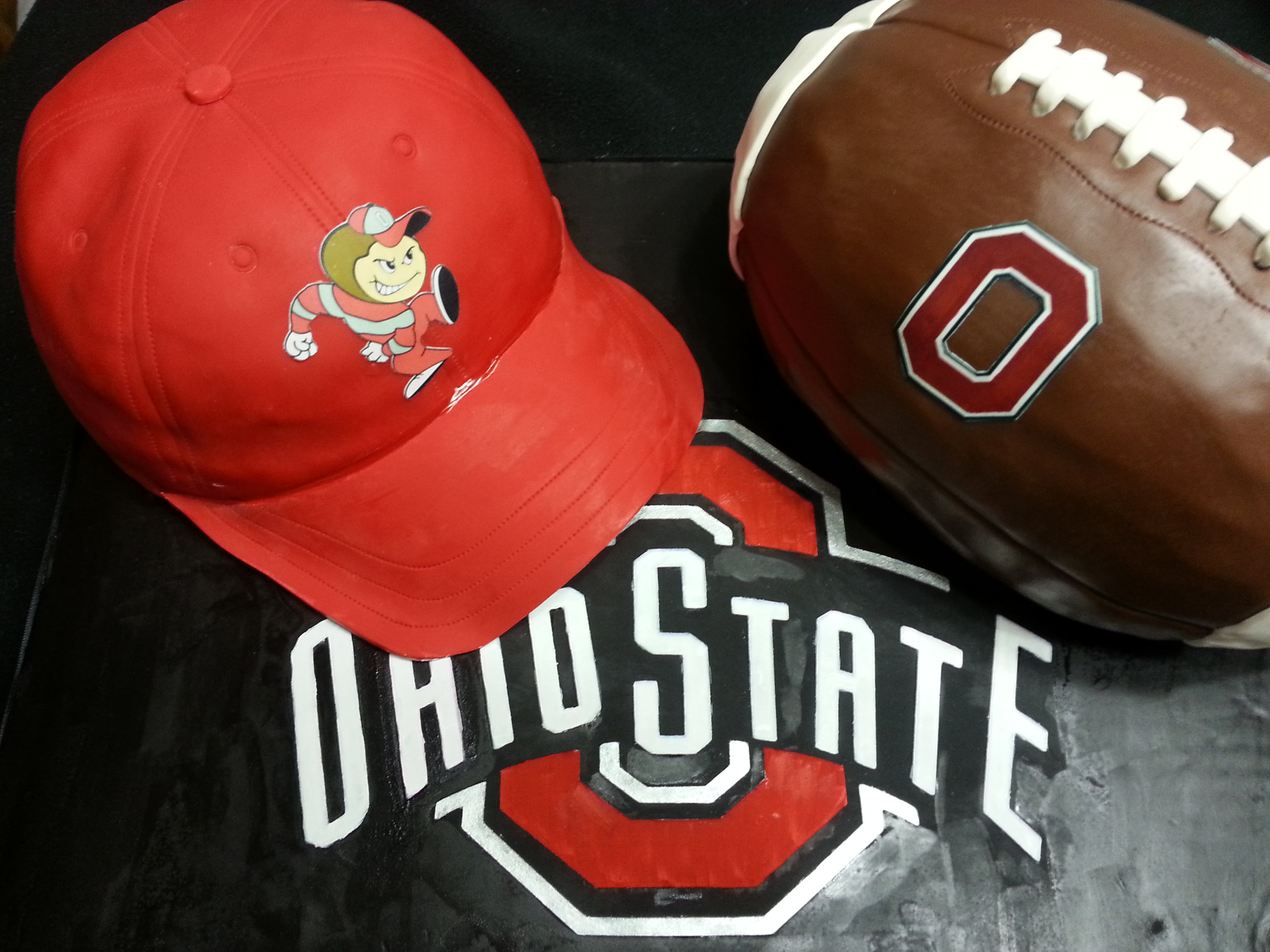 You don't have to like Ohio State, but you must love cake, right?