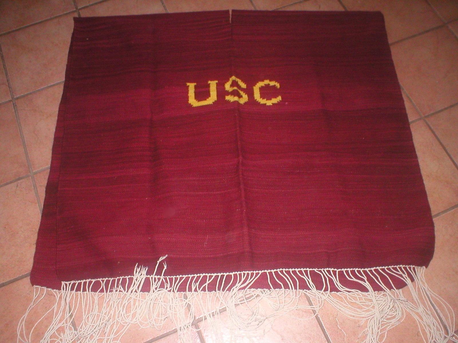 Jorongo USC en Lana Merina