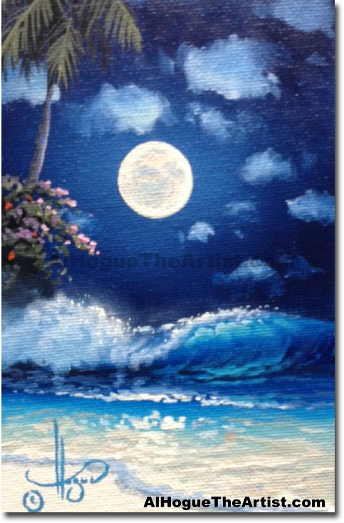 Enchanted Surf