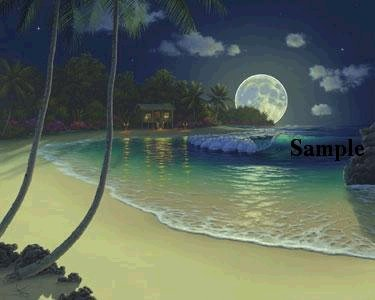 Lunar Solitude