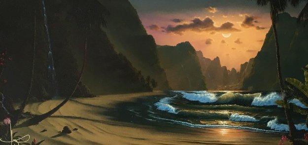 Magic Island Embellished