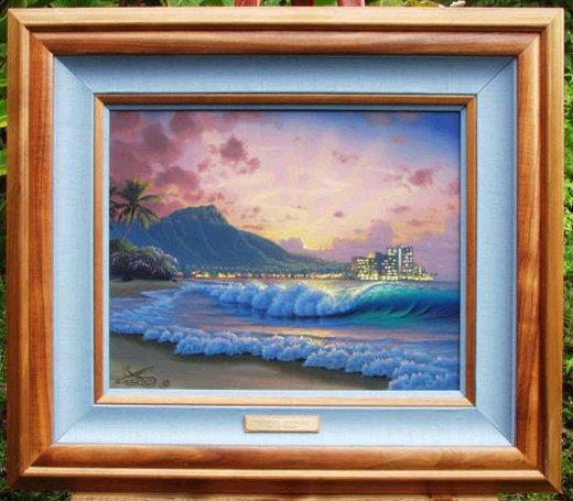 Sunrise Waikiki 16 x 20.jpg