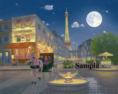 The Light of Moonlight & Romance