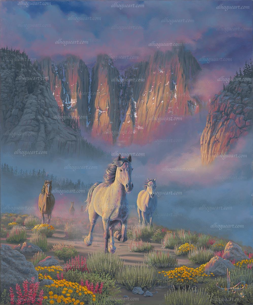 """""""Mountain Mist"""""""