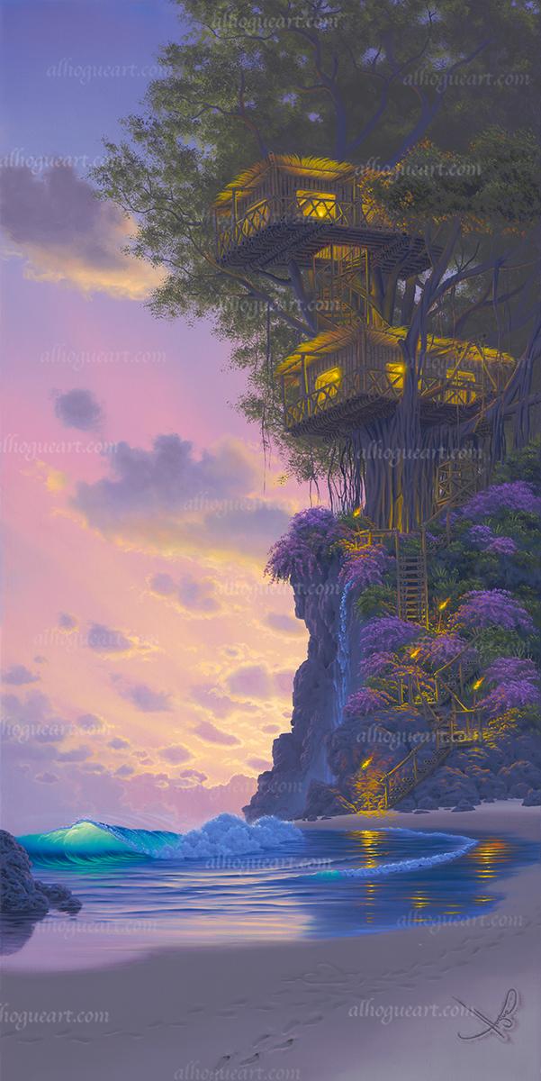 """""""Banyan Sunrise"""""""