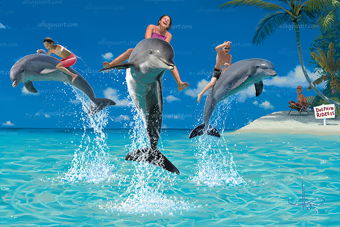 %22Dolphin Rides%223DCL.jpg