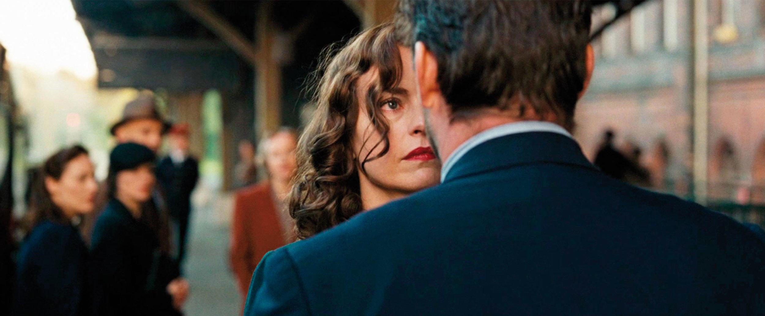 "Nina Hoss in ""Phoenix"" (2014), by Georges Franju"