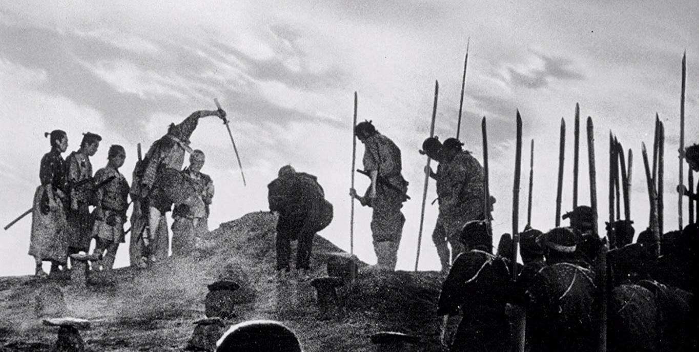 """""""Seven Samurai"""" by Akira Kurosawa"""