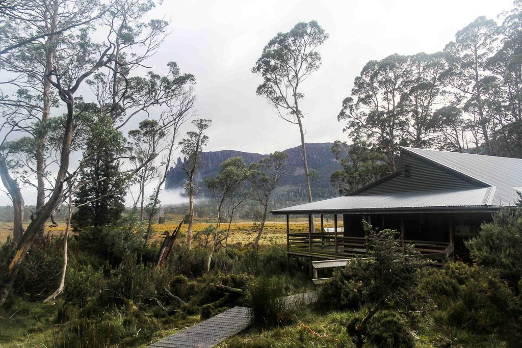 New Pelion Hut, Day 3