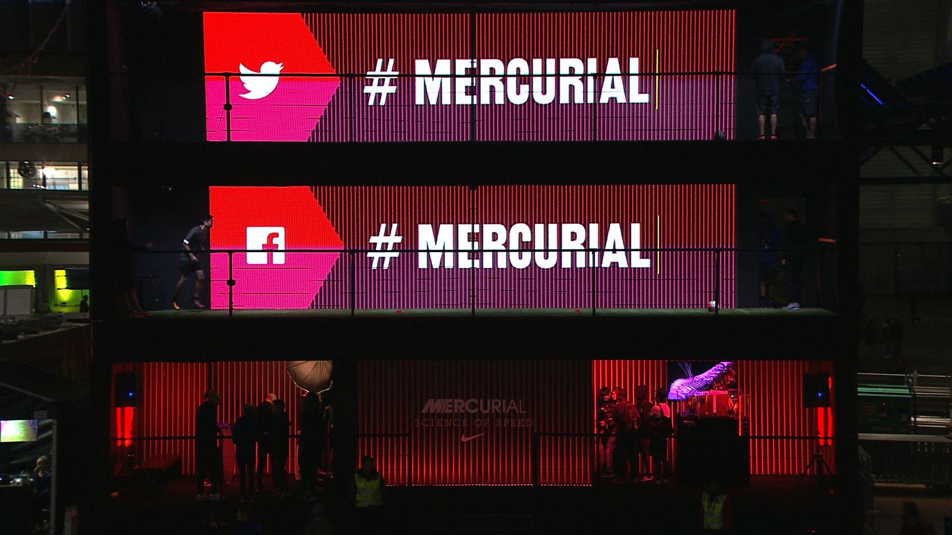 Nike Mercurial Australia Launch 2016