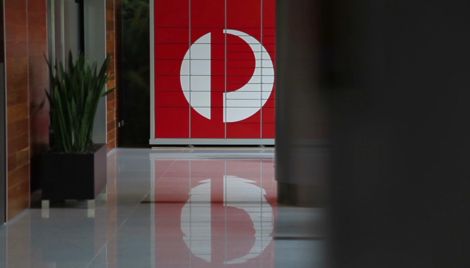 Client: Australia Post Agency: Precinct Project: Looking Forward As One