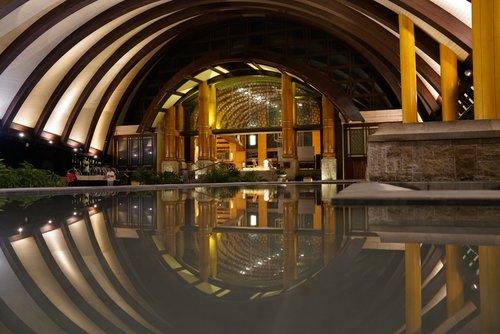 The St Regis Hotel in Hainan