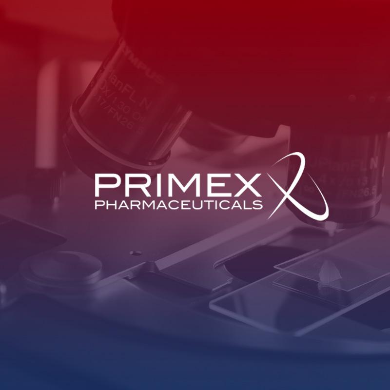 Primex Pharmaceuticals Ltd - Investment made in 2014,
