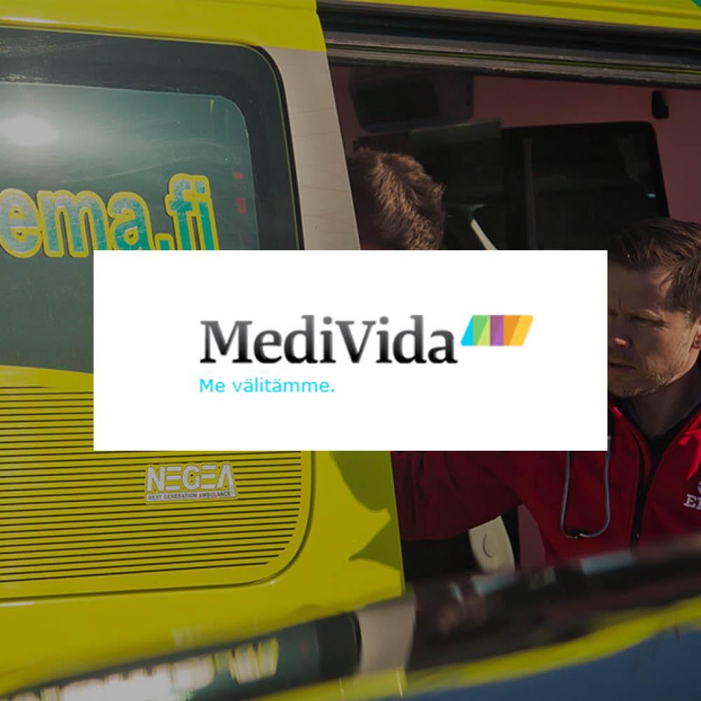 MediVida Oy - Sijoitus tehty v. 2019