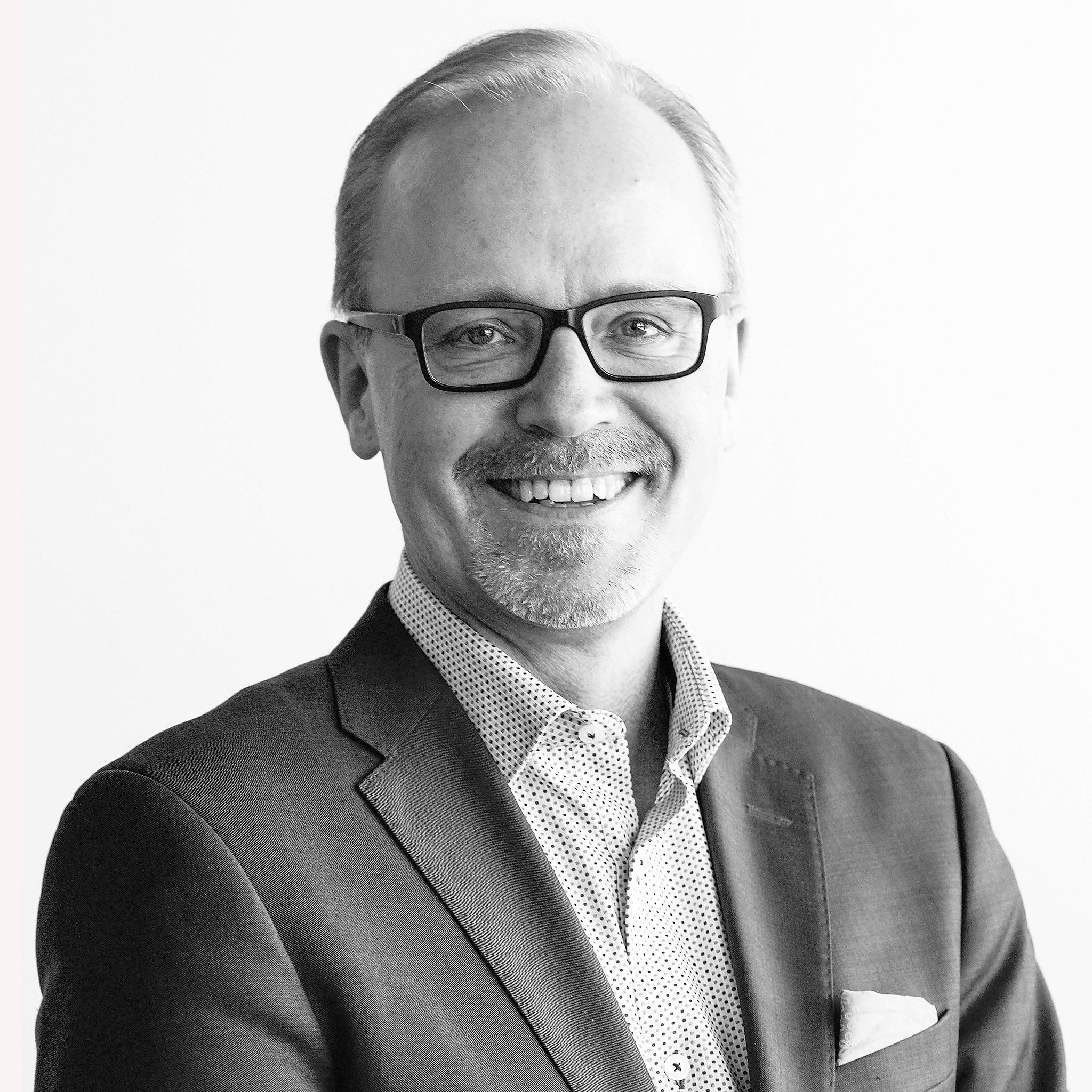 Peter Aho - Yrittäjä, toimitusjohtaja