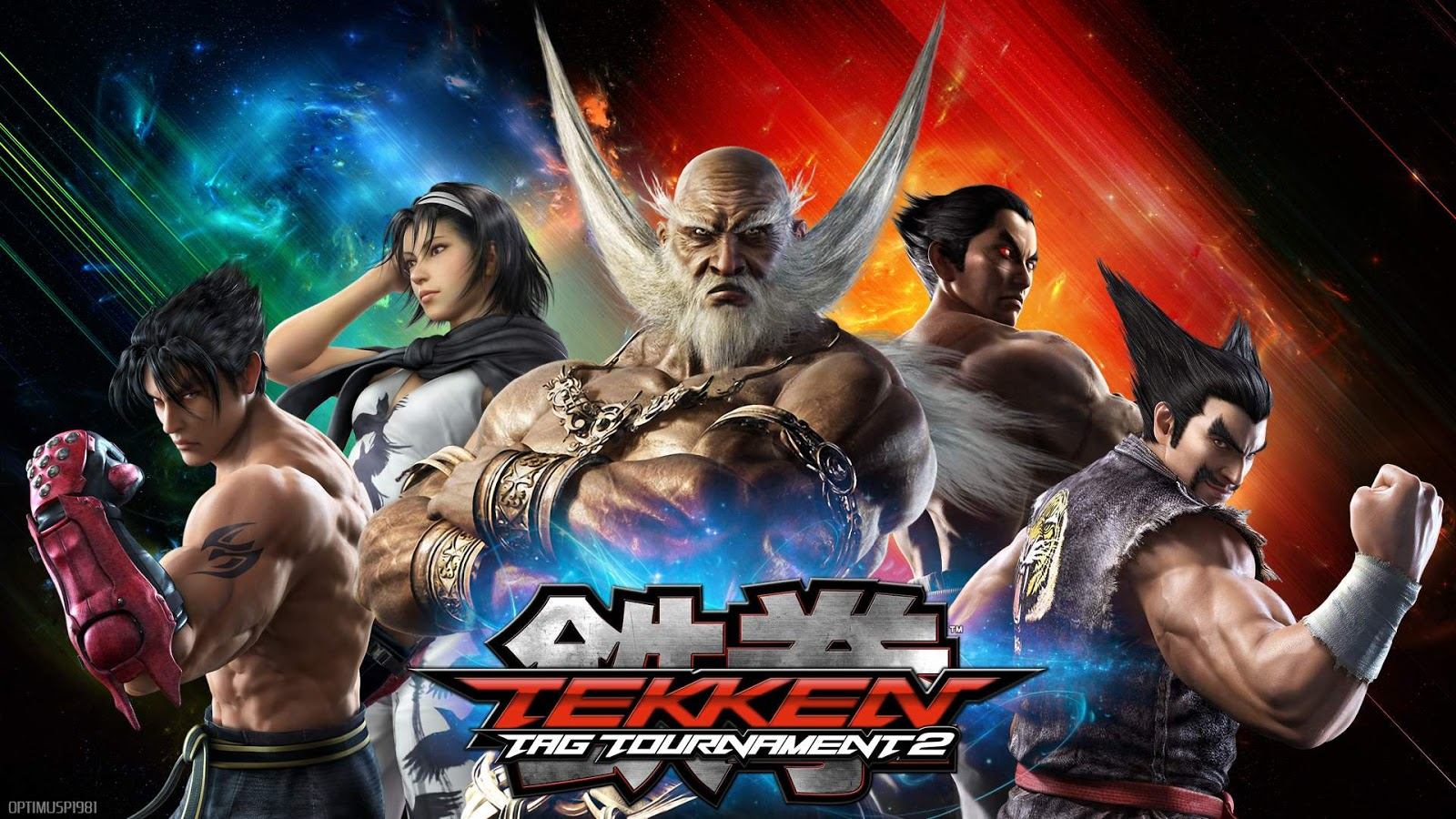 Tekken Tag Tournament 2 Hands On Preview Kenny Chen